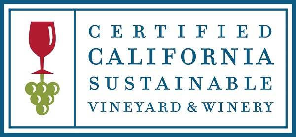 Our Anderson Valley vineyards are certified