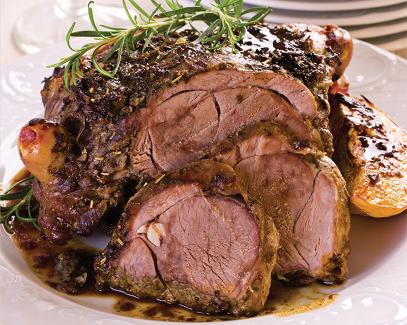 Roast-Leg-of-Lamb